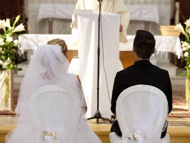 Le mariage de Laurine et Jérôme à Chaponnay, Rhône 6