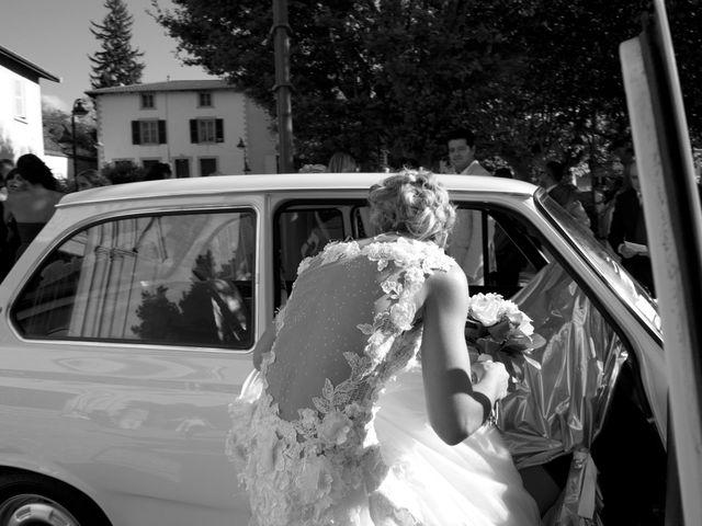 Le mariage de Laurine et Jérôme à Chaponnay, Rhône 11