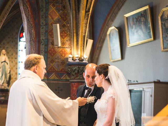 Le mariage de Baptiste et Anna à Bossée, Indre-et-Loire 4