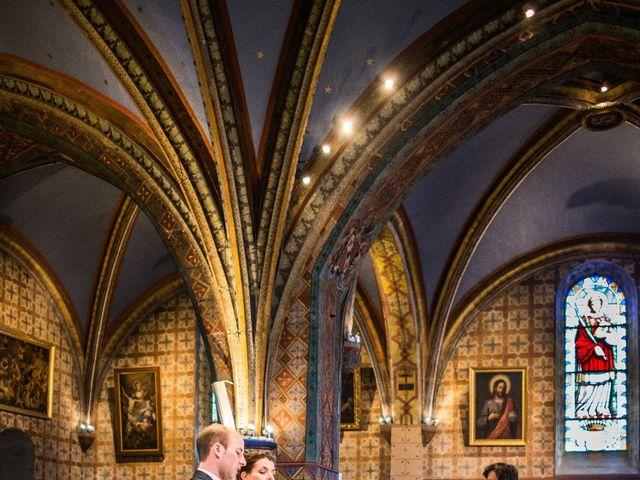 Le mariage de Baptiste et Anna à Bossée, Indre-et-Loire 5
