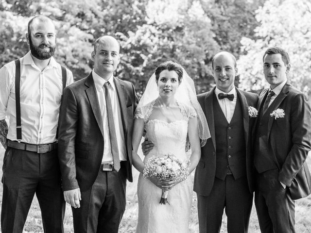 Le mariage de Baptiste et Anna à Bossée, Indre-et-Loire 10