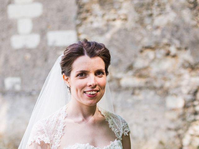 Le mariage de Baptiste et Anna à Bossée, Indre-et-Loire 12