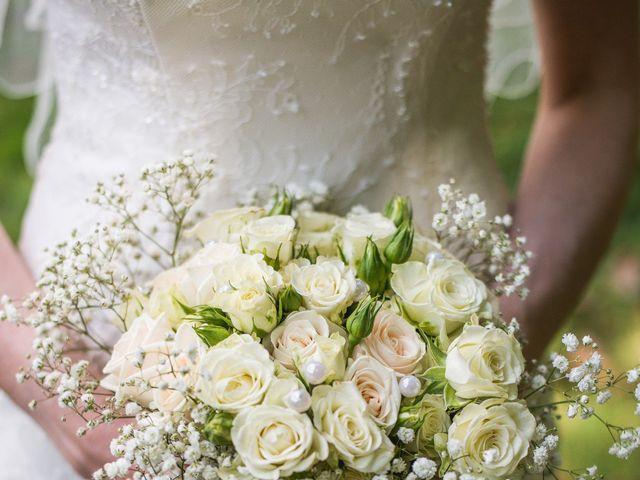 Le mariage de Baptiste et Anna à Bossée, Indre-et-Loire 13