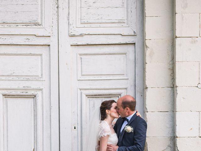 Le mariage de Baptiste et Anna à Bossée, Indre-et-Loire 15