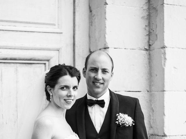 Le mariage de Baptiste et Anna à Bossée, Indre-et-Loire 16