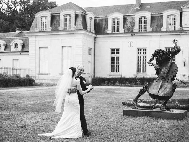 Le mariage de Baptiste et Anna à Bossée, Indre-et-Loire 17