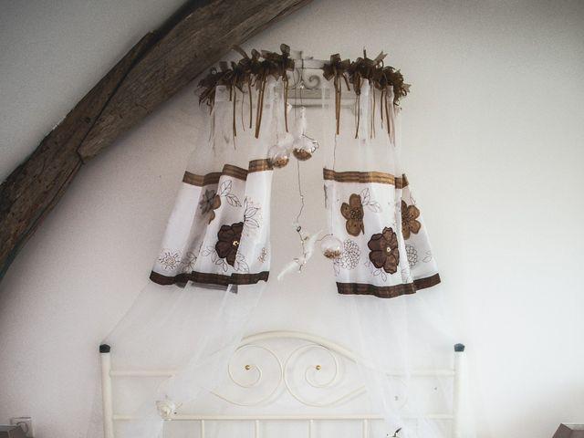 Le mariage de Baptiste et Anna à Bossée, Indre-et-Loire 35