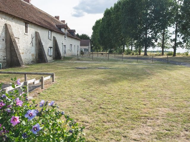 Le mariage de Baptiste et Anna à Bossée, Indre-et-Loire 36