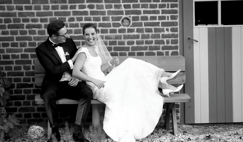 Le mariage de Alexandre et Charlotte à Hem, Nord