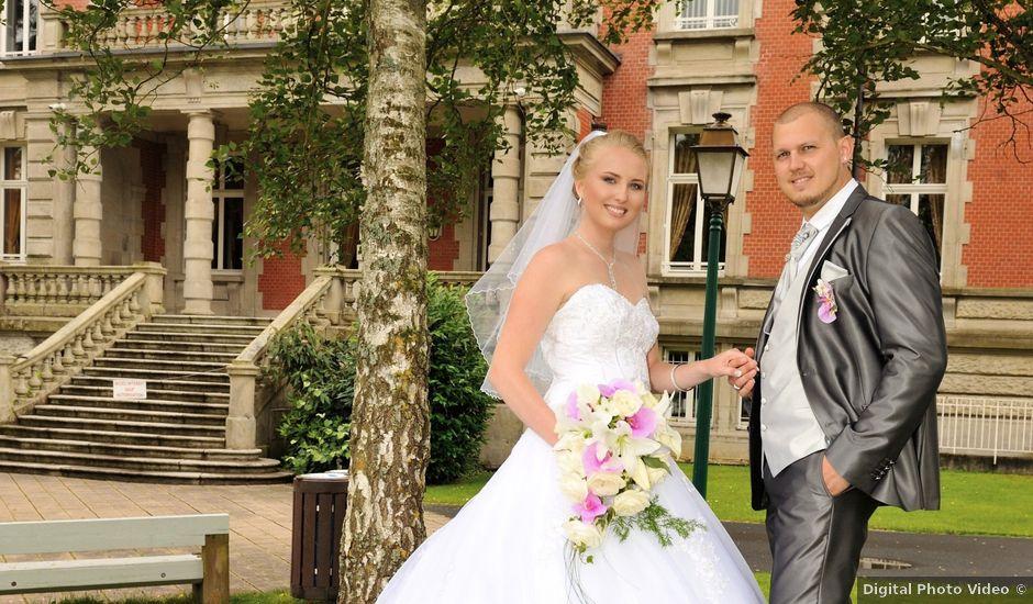 Le mariage de Jordan et Sophie à Stiring-Wendel, Moselle