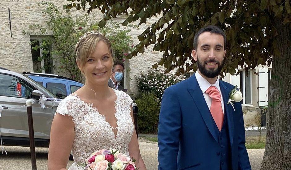Le mariage de  Alan et  Claire à Gouvieux, Oise