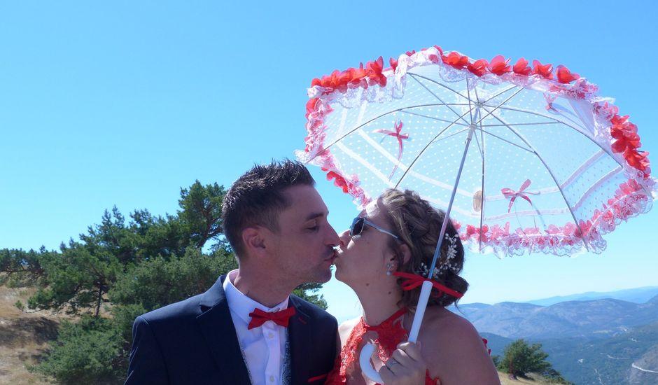 Le mariage de loic et Clémentine à Caille, Alpes-Maritimes