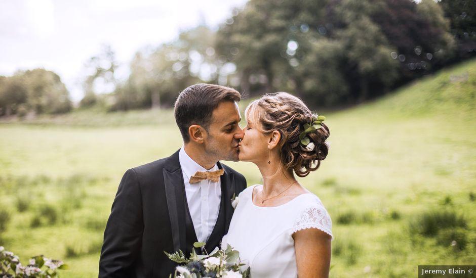Le mariage de Jordi et Marine à Spézet, Finistère