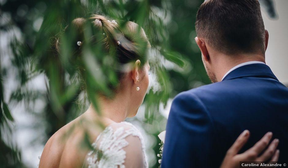 Le mariage de Grégory et Céline à Osthoffen, Bas Rhin