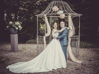 Le mariage de Cécile et Yohann