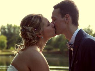 Le mariage de Mathieu et Marion