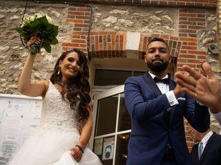 Le mariage de Sofia et Ismaël