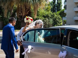 Le mariage de Lei et Aoitef 1