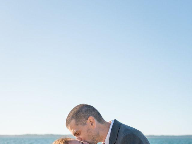 Le mariage de Boris et Clémence à Gujan-Mestras, Gironde 15