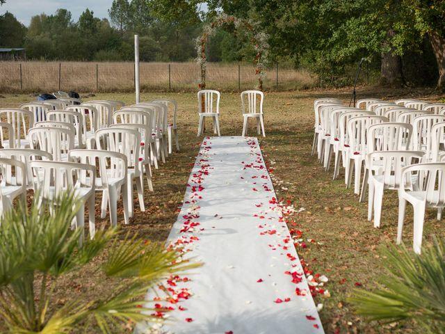 Le mariage de Boris et Clémence à Gujan-Mestras, Gironde 6