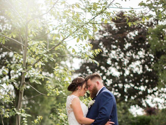 Le mariage de Claude et Caroline à Chaudron-en-Mauges, Maine et Loire 4