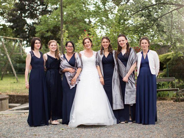 Le mariage de Claude et Caroline à Chaudron-en-Mauges, Maine et Loire 12