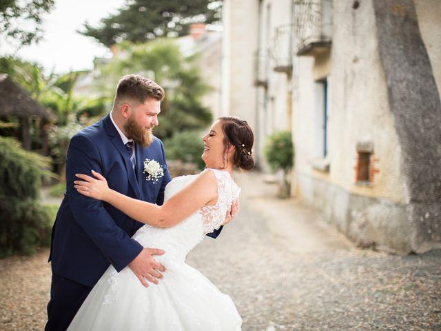 Le mariage de Claude et Caroline à Chaudron-en-Mauges, Maine et Loire 13