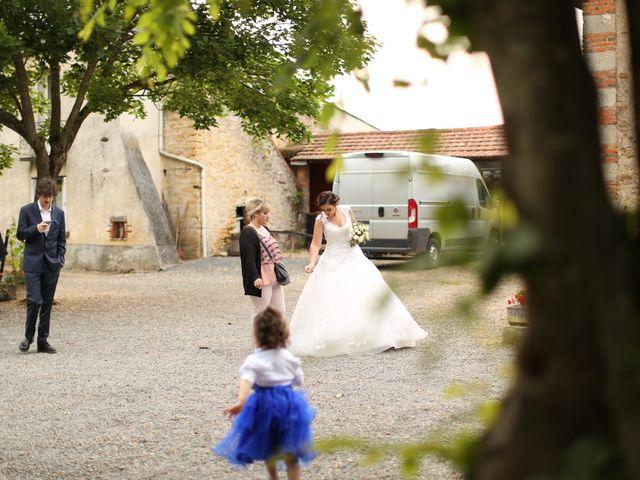 Le mariage de Claude et Caroline à Chaudron-en-Mauges, Maine et Loire 24