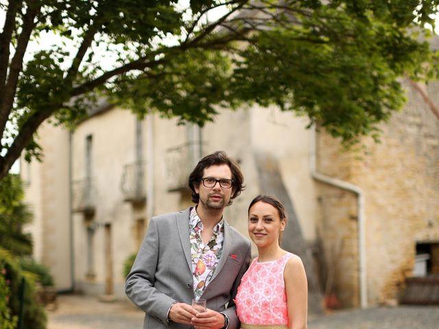 Le mariage de Claude et Caroline à Chaudron-en-Mauges, Maine et Loire 30