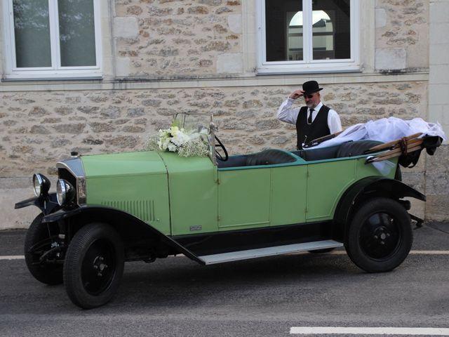 Le mariage de Jean-Phi et Lucie à Fay-de-Bretagne, Loire Atlantique 1