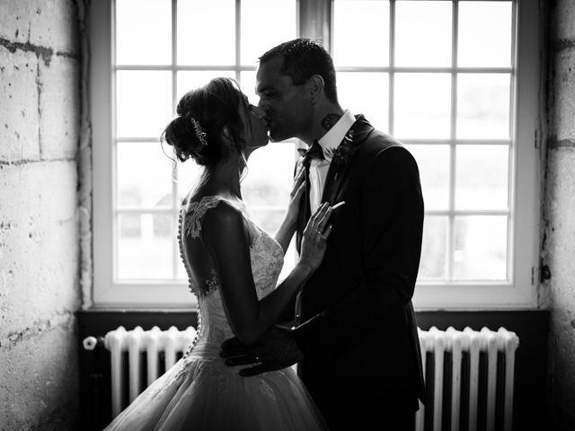 Le mariage de Charlène et Mathieu