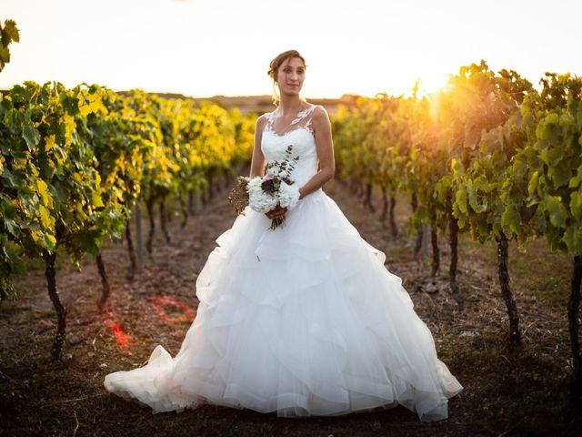 Le mariage de Mathieu et Charlène à Jurignac, Charente 6