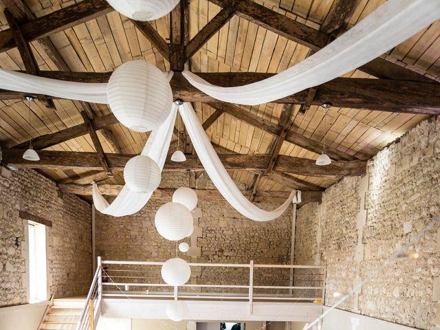 Le mariage de Mathieu et Charlène à Jurignac, Charente 14