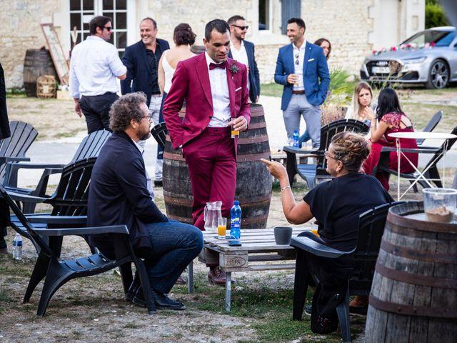 Le mariage de Mathieu et Charlène à Jurignac, Charente 20