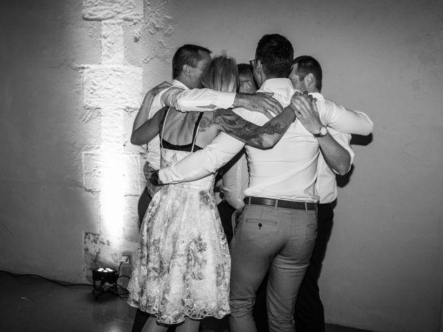 Le mariage de Mathieu et Charlène à Jurignac, Charente 25