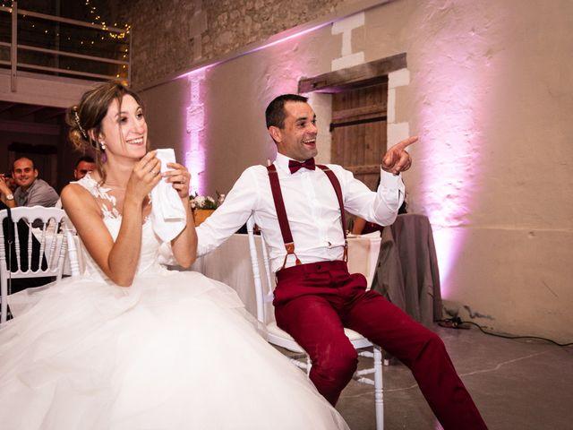 Le mariage de Mathieu et Charlène à Jurignac, Charente 26