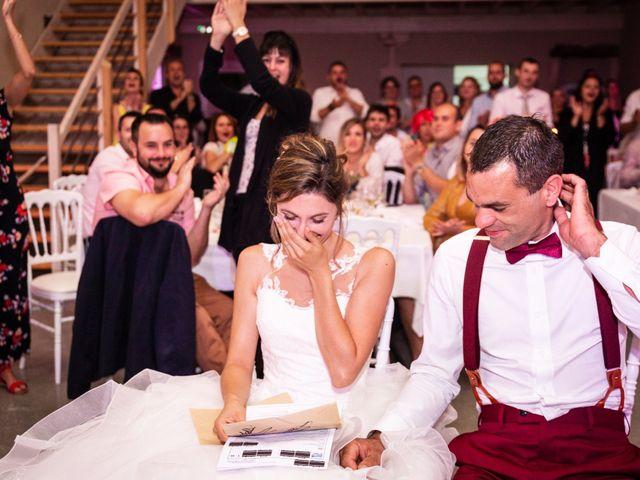 Le mariage de Mathieu et Charlène à Jurignac, Charente 28