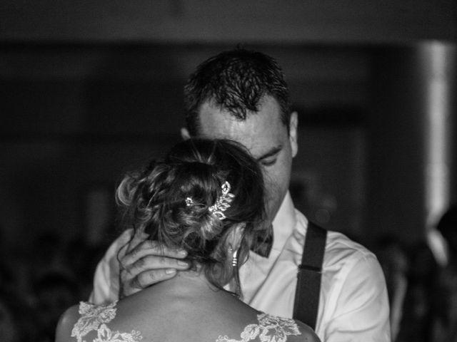 Le mariage de Mathieu et Charlène à Jurignac, Charente 35