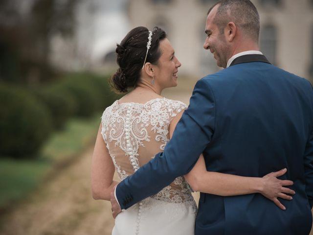 Le mariage de Claudia et Michaël