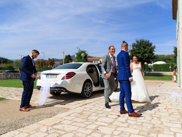 Le mariage de Kevin et Laure à Opio, Alpes-Maritimes 8