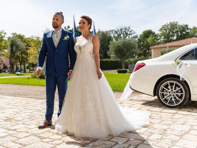 Le mariage de Kevin et Laure à Opio, Alpes-Maritimes 10