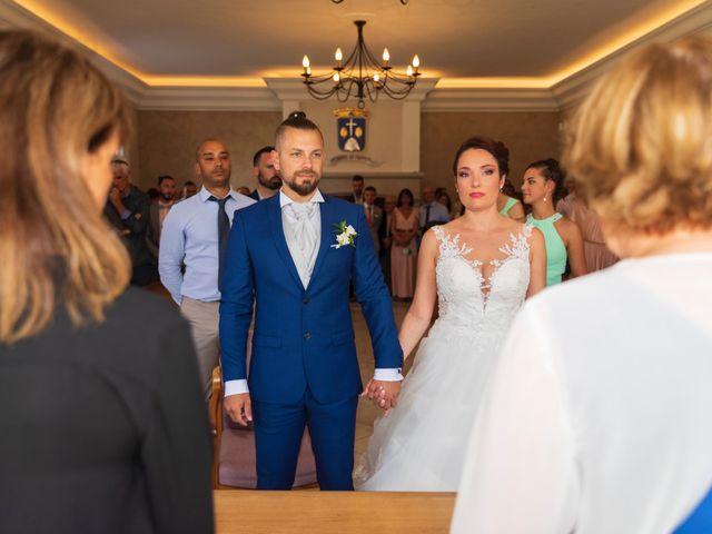 Le mariage de Kevin et Laure à Opio, Alpes-Maritimes 12