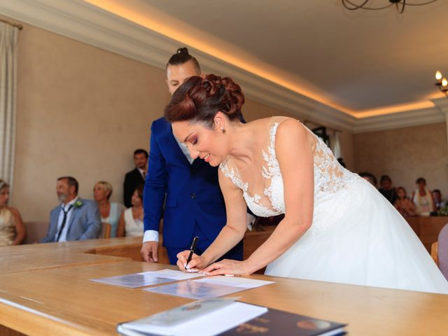 Le mariage de Kevin et Laure à Opio, Alpes-Maritimes 14