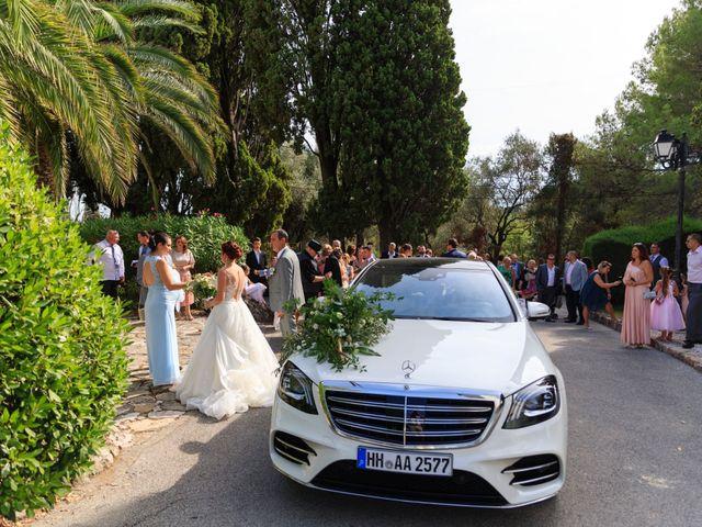 Le mariage de Kevin et Laure à Opio, Alpes-Maritimes 19