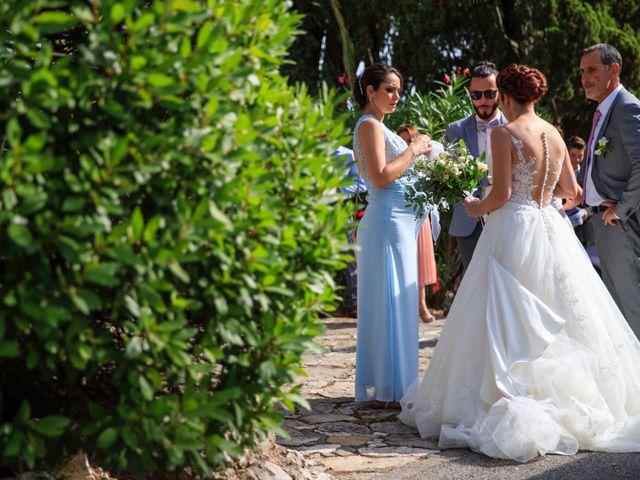 Le mariage de Kevin et Laure à Opio, Alpes-Maritimes 20
