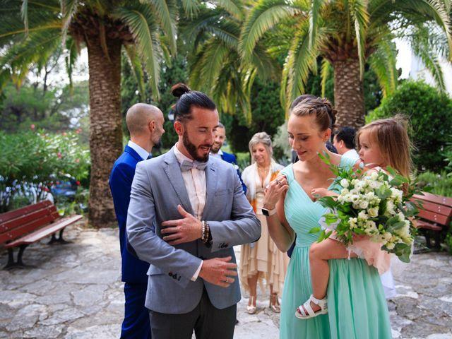 Le mariage de Kevin et Laure à Opio, Alpes-Maritimes 21