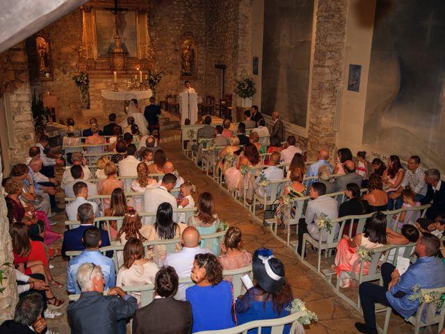 Le mariage de Kevin et Laure à Opio, Alpes-Maritimes 25