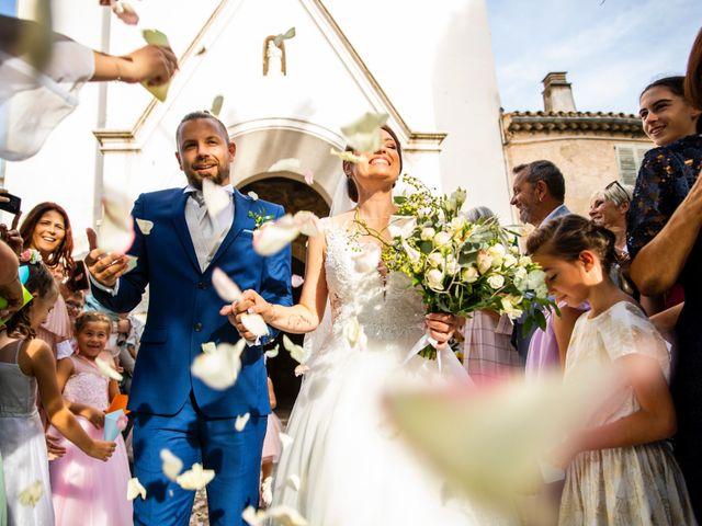 Le mariage de Kevin et Laure à Opio, Alpes-Maritimes 32