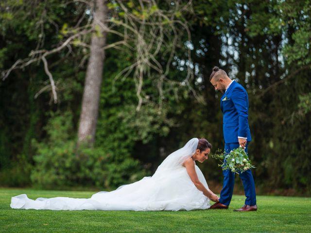 Le mariage de Kevin et Laure à Opio, Alpes-Maritimes 38
