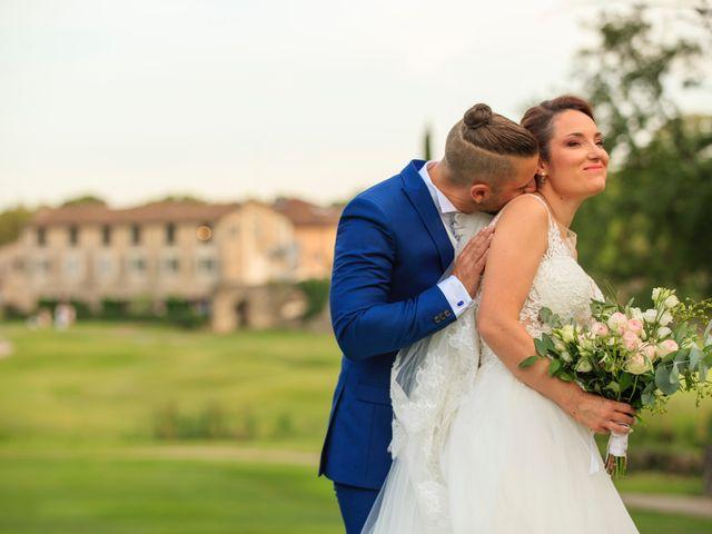 Le mariage de Kevin et Laure à Opio, Alpes-Maritimes 39